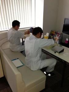 鍼(はり)の勉強会
